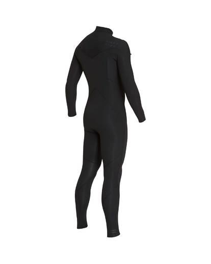 2 3/2 Furnace Absolute Chest Zip Gbs Wetsuit Noir L43M09BIF8 Billabong