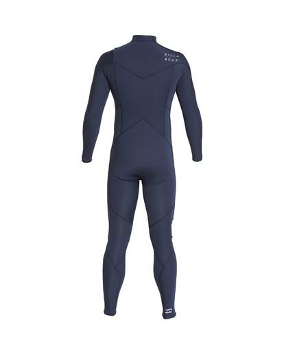 3 3/2 Furnace Absolute Chest Zip Gbs Wetsuit Grau L43M09BIF8 Billabong