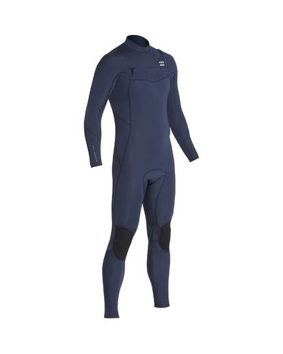 5 3/2 Furnace Absolute Chest Zip Gbs Wetsuit Grau L43M09BIF8 Billabong