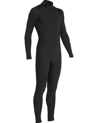 13 3/2 Furnace Absolute Back Zip Gbs Wetsuit Schwarz L43M10BIF8 Billabong
