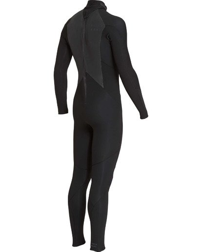 14 3/2 Furnace Absolute Back Zip Gbs Wetsuit Schwarz L43M10BIF8 Billabong