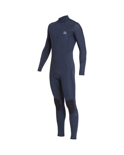 9 3/2 Furnace Absolute Back Zip Gbs Wetsuit Grey L43M10BIF8 Billabong