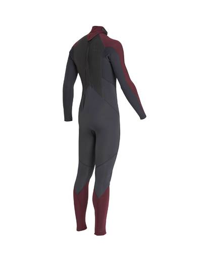 3 3/2 Furnace Absolute Back Zip Gbs Wetsuit Violet L43M10BIF8 Billabong