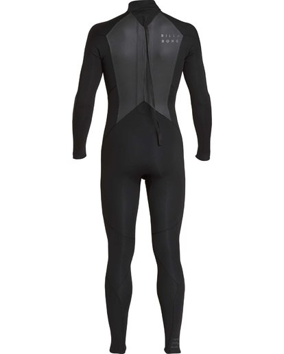 16 3/2 Furnace Absolute Back Zip Gbs Wetsuit Schwarz L43M10BIF8 Billabong