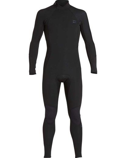 15 3/2 Furnace Absolute Back Zip Gbs Wetsuit Schwarz L43M10BIF8 Billabong