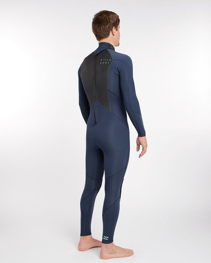 2 3/2 Furnace Absolute Back Zip Gbs Wetsuit Grey L43M10BIF8 Billabong