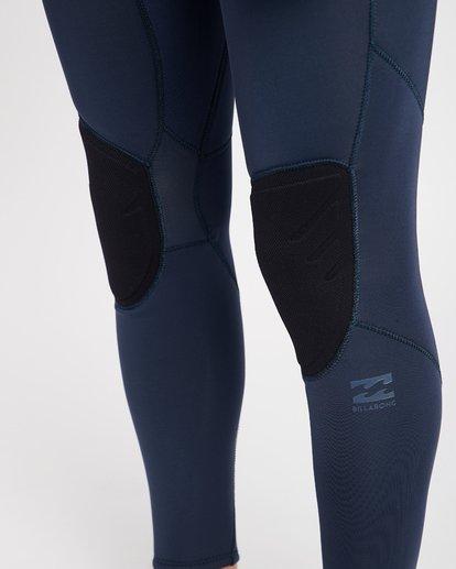 6 3/2 Furnace Absolute Back Zip Gbs Wetsuit Grey L43M10BIF8 Billabong