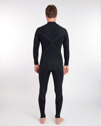 3 3/2 Furnace Carbon Ultra Chest Zip Wetsuit Schwarz L43M25BIF8 Billabong