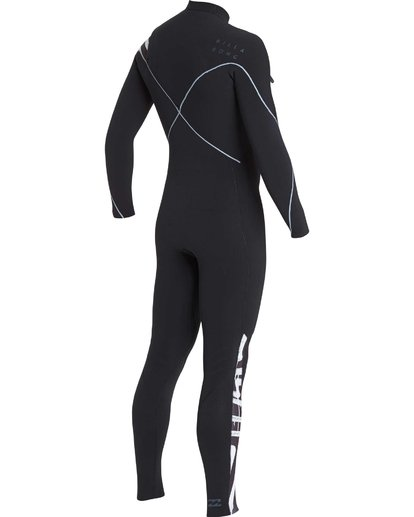 14 3/2 Furnace Carbon Chest Zip Gbs Wetsuit Schwarz L43M26BIF8 Billabong