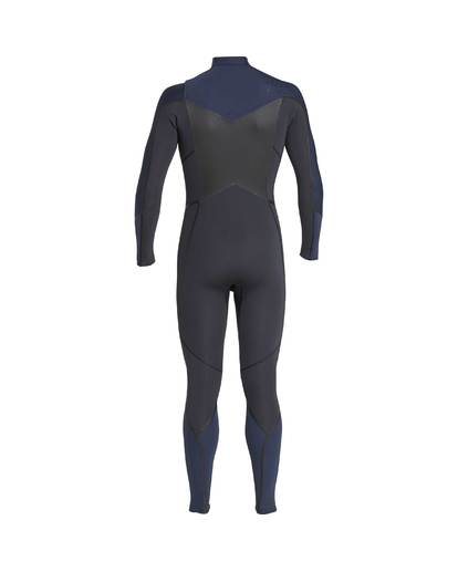 2 3/2 Furnace Absolute X Chest Zip Wetsuit Grau L43M27BIF8 Billabong
