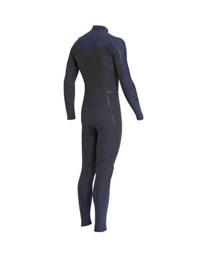 3 3/2 Furnace Absolute X Chest Zip Wetsuit Grau L43M27BIF8 Billabong
