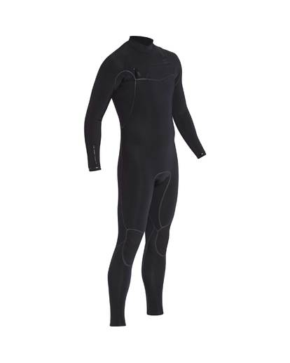 4 4/3 Furnace Carbon Ultra Chest Zip Wetsuit Negro L44M01BIF8 Billabong
