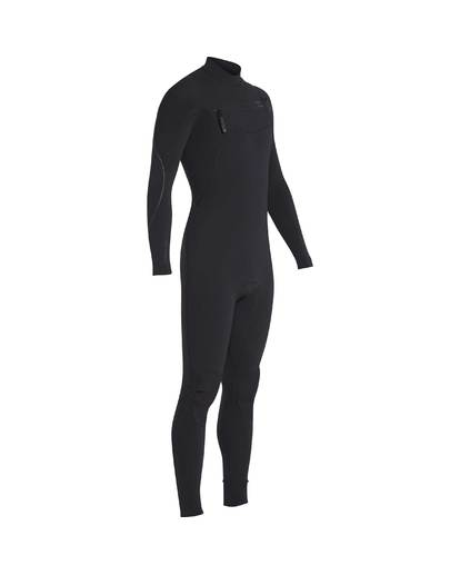 1 4/3 Furnace Carbon Chest Zip Gbs Wetsuit Noir L44M02BIF8 Billabong