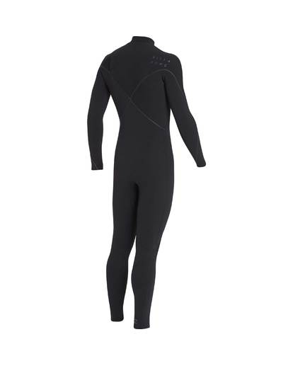 2 4/3 Furnace Carbon Chest Zip Gbs Wetsuit Noir L44M02BIF8 Billabong