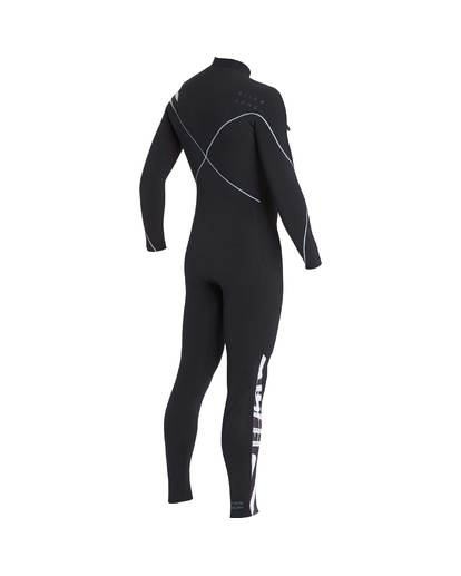 2 4/3 Furnace Carbon Chest Zip Gbs Wetsuit Schwarz L44M02BIF8 Billabong