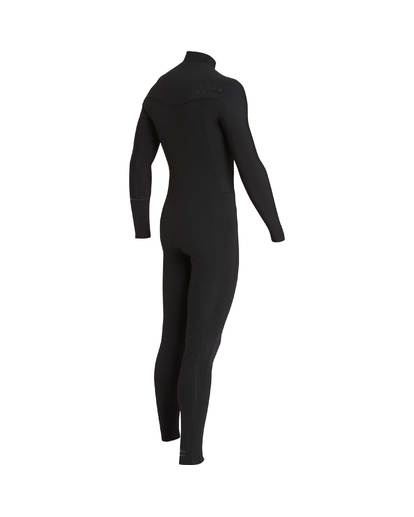 2 4/3 Furnace Revolution Chest Zip Wetsuit Noir L44M06BIF8 Billabong