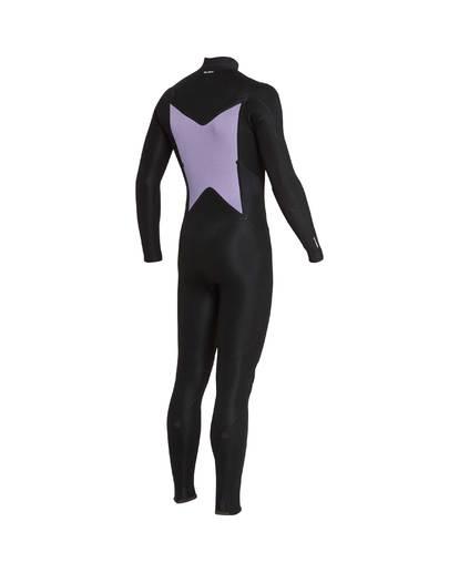 12 4/3 Furnace Absolute Chest Zip Gbs Fullsuit Wetsuit Noir L44M09BIF8 Billabong