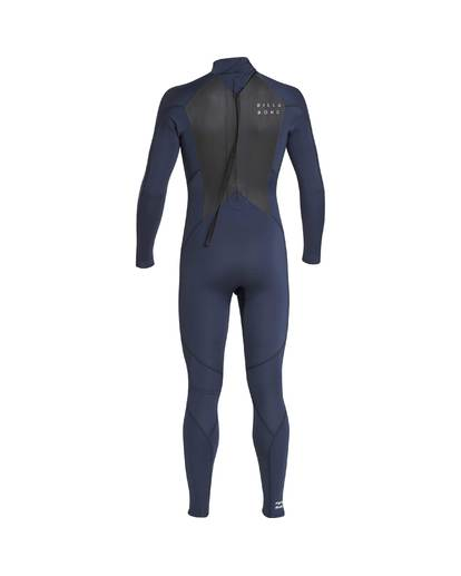 3 4/3 Furnace Absolute Back Zip Gbs Fullsuit Wetsuit Grau L44M10BIF8 Billabong