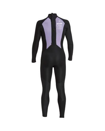 7 4/3 Furnace Absolute Back Zip Gbs Fullsuit Wetsuit Rot L44M10BIF8 Billabong