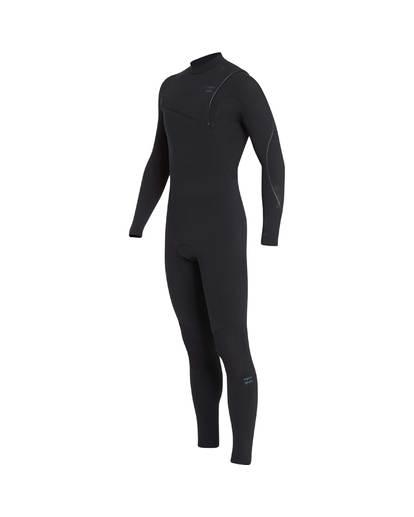 1 5/4 Furnace Carbon Comp Zipperless Fullsuit Wetsuit Black L45M04BIF8 Billabong