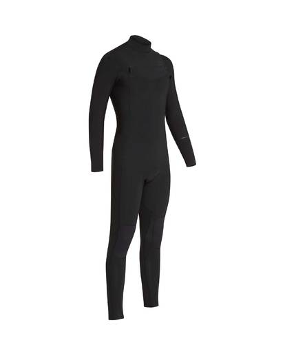 1 5/4 Furnace Revolution Chest Zip Wetsuit Noir L45M06BIF8 Billabong