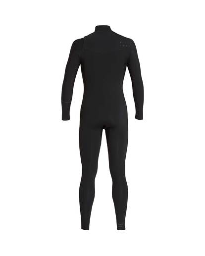3 5/4 Furnace Revolution Chest Zip Wetsuit Noir L45M06BIF8 Billabong