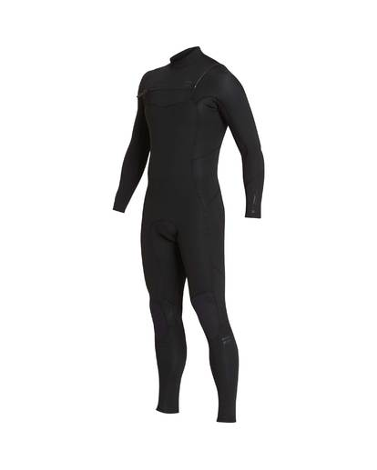1 5/4 Furnace Absolute Chest Zip Gbs Fullsuit Wetsuit Noir L45M09BIF8 Billabong