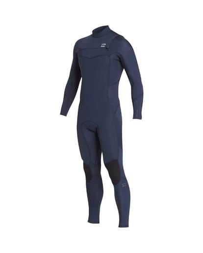 2 5/4 Furnace Absolute Chest Zip Gbs Fullsuit Wetsuit Grau L45M09BIF8 Billabong