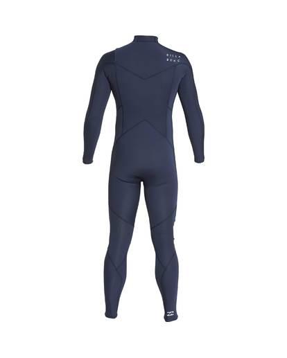 3 5/4 Furnace Absolute Chest Zip Gbs Fullsuit Wetsuit Grau L45M09BIF8 Billabong