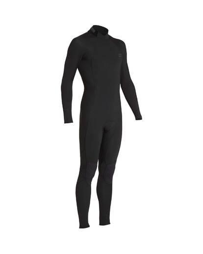 1 5/4 Furnace Absolute Back Zip Gbs Fullsuit Wetsuit Schwarz L45M10BIF8 Billabong