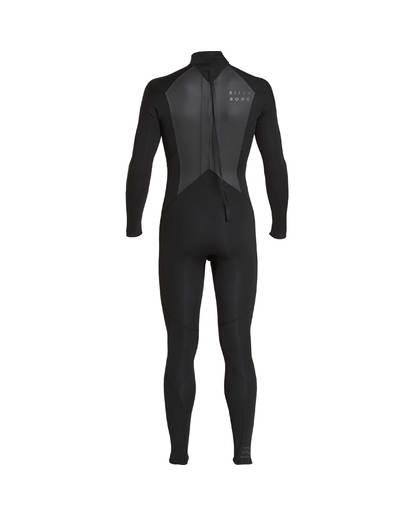 3 5/4 Furnace Absolute Back Zip Gbs Fullsuit Wetsuit Schwarz L45M10BIF8 Billabong