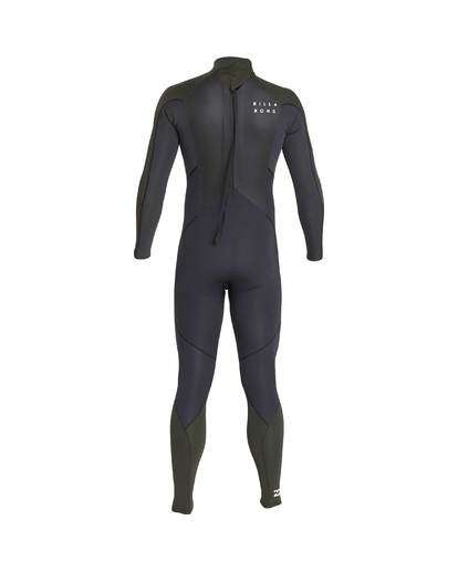 2 5/4 Furnace Absolute Back Zip Gbs Fullsuit Wetsuit Verde L45M10BIF8 Billabong