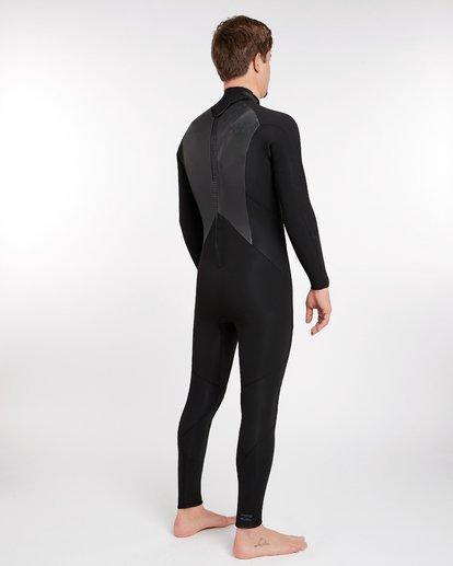 17 5/4 Furnace Absolute Back Zip Gbs Fullsuit Wetsuit Schwarz L45M10BIF8 Billabong