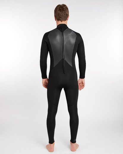 18 5/4 Furnace Absolute Back Zip Gbs Fullsuit Wetsuit Schwarz L45M10BIF8 Billabong