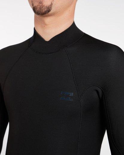 19 5/4 Furnace Absolute Back Zip Gbs Fullsuit Wetsuit Schwarz L45M10BIF8 Billabong