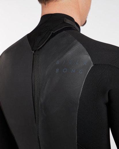 22 5/4 Furnace Absolute Back Zip Gbs Fullsuit Wetsuit Schwarz L45M10BIF8 Billabong