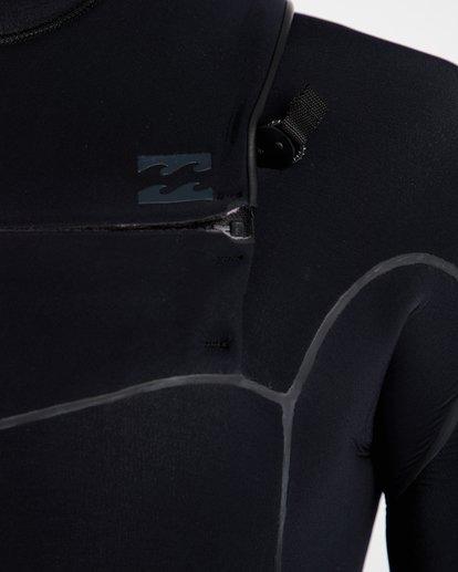 14 5/4 Furnace Carbon Ultra Hooded Fullsuit Wetsuit Noir L45M20BIF8 Billabong