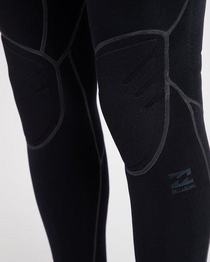 16 5/4 Furnace Carbon Ultra Hooded Fullsuit Wetsuit Noir L45M20BIF8 Billabong