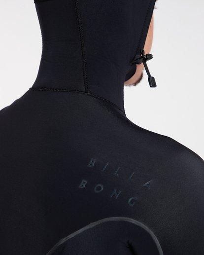 17 5/4 Furnace Carbon Ultra Hooded Fullsuit Wetsuit Noir L45M20BIF8 Billabong