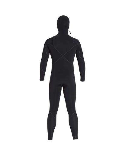 2 7/6 Furnace Carbon Ultra Hooded Fullsuit Wetsuit Noir L47M01BIF8 Billabong