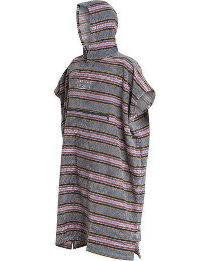 3 Hooded Poncho Towel Bleu L4BR11BIF8 Billabong