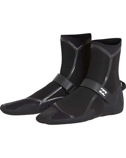 3 7Mm Furnace Carbon Ultra Split Toe Boot Noir L4BT20BIF8 Billabong