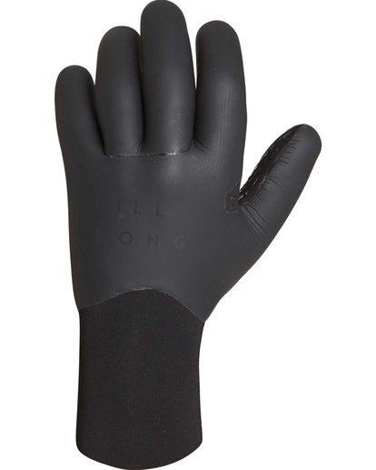3 3Mm Furnace Carbon Glove Noir L4GL10BIF8 Billabong
