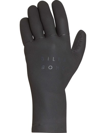 7 2mm Absolute 5 Finger Glove Noir L4GL15BIF8 Billabong