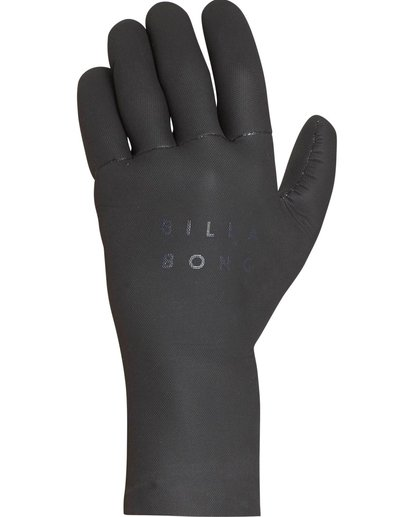 0 2mm Absolute 5 Finger Glove Noir L4GL15BIF8 Billabong