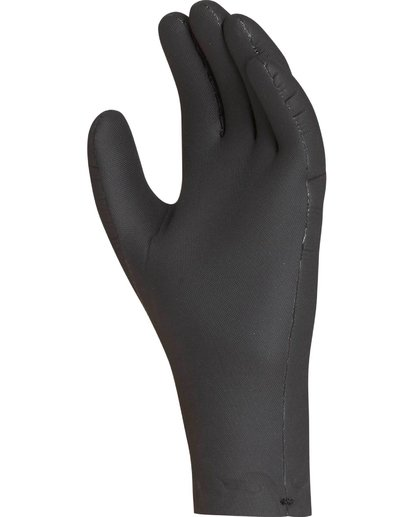 4 2mm Absolute 5 Finger Glove Noir L4GL15BIF8 Billabong