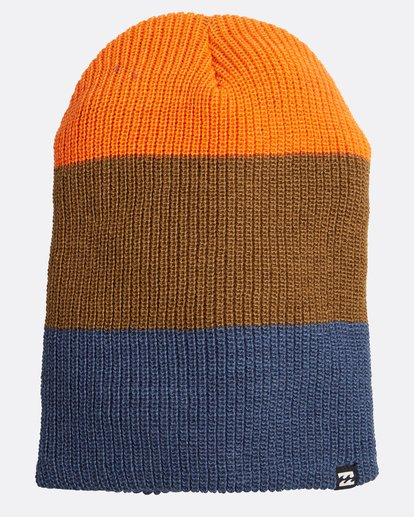 1 All Day Tall Block Beanie Blau L5BN02BIF8 Billabong
