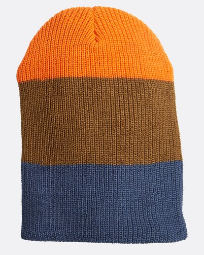 2 All Day Tall Block Beanie Blau L5BN02BIF8 Billabong