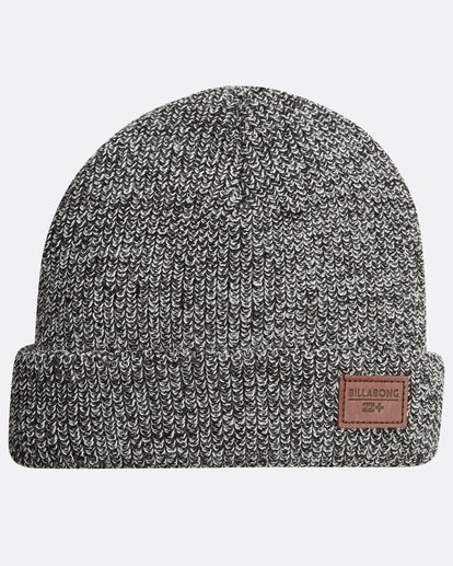 1 Broke Beanie Black L5BN10BIF8 Billabong