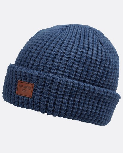 0 Basher Beanie Blue L5BN11BIF8 Billabong